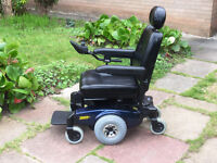 Brand New Invacare Pronto. Elevating Seat. Electric Power Wheelchair. FREE Delivery.