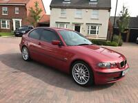 2002 BMW 316i COMPACT SPORT// VERY CLEAN EXAMPLE
