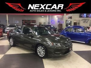 2013 Honda Accord EX-L AUT0 A/C LEATHER SUNROOF CAMERA 107K