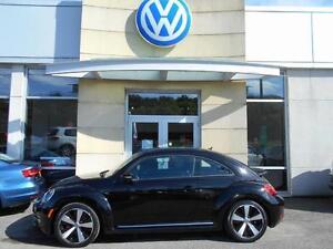 2012 Volkswagen Beetle Sportline 2.0T Turbo