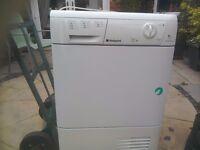 Hotpoint Aquarius Tumble Dryer (spares or repair)