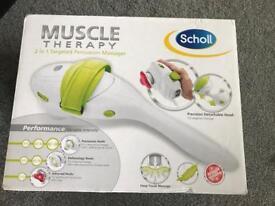 Scholl massager