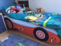 Ferrari car bed single