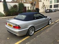 BMW Convertible M Sports