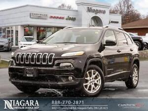 2016 Jeep Cherokee LATITUDE | FWD | BACKUP CAM | UCONNECT