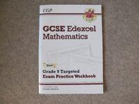 CGP NEW GCSE Edexcel Mathematics Grade 9 Exam Practice Book