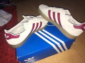 Adidas super gazelles