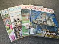 Country Living Magazines
