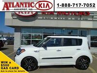 2011 Kia Soul SX - SUNROOF, HEATED SEATS, BACKUP CAMERA BLUETOOT