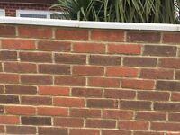 Rustic look bricks