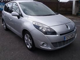 RENAULT GRAND SCENIC DYNMIQUE TOM TOM DCi 7 SEATER*£295 DEPOSIT 60 X £120.65