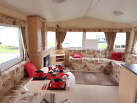 private 8 berth caravan to rent at southerness parkdean caravan park