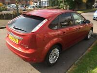 FORD FOCUS TITANIUM 1.6 TDCI LONG MOT STARTS AND DRIVES GREAT