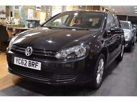 Volkswagen Golf 1.6 TDI BlueMotion Tech Match CC Ltd Edn DSG 5dr *** FULL HISTORY ***
