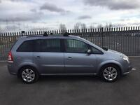 2006 Vauxhall Zafira 1,9 litre diesel 5dr 7 seater SPARES/REPAIRS