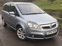 2008 Vauxhall zafira 1.9 breeze Cdti
