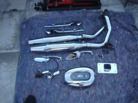 Job lot of ...Harley Davidson sportster 883 & 1200 Parts