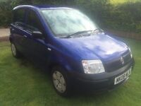 Fantastic Value And Great Condition 2008 Panda 1.1 Active Only 28000 Miles HPI Clear and FSH Low Tax