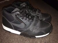 Nike Air Trainers 1 Mid, size 9 as new