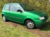 SEAT AROSA - 1.0L - SERVICE HISTORY - SUPERB RUNNER