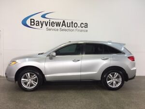 2013 Acura RDX - 3.5L|AWD|SUNROOF|HTD LTHR|NAV|BLUETOOTH!