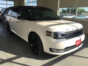 2017 Ford Flex Limited AWD Navigation, Leather, Sunroof