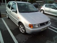 Nice and clean VW Polo