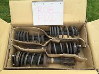 Honda Civic Type-R FD2 JDM OEM suspension kit