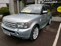 Range Rover Sport 4x4 land rover diesel