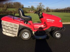 honda 2417 ride on lawnmower