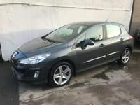 Peugeot 308 hdi sport , full mot , 1 owner, fully serviced