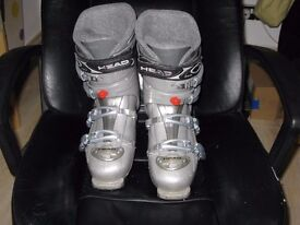 Second-hand HEAD ski boots for sale - size 270-275