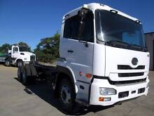 UD GW400 UD Cab/Chassis Stock/Cattle crate Glanmire Gympie Area Preview