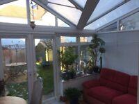 Conservatory - 5m x 2.5m