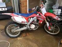 Hoba crf 450 2010