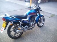 125cc learner legal