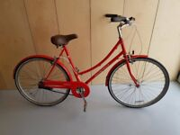 Bronx Metropole Red - City/Town Bike