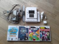 Nintendo Wii + Games and accessories.