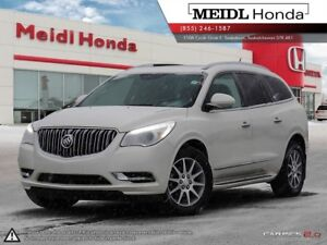 2015 Buick Enclave Leather AWD PST Paid, No Collisions
