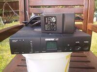 Shure UC wireless UC4 (suffix KK) Receiver