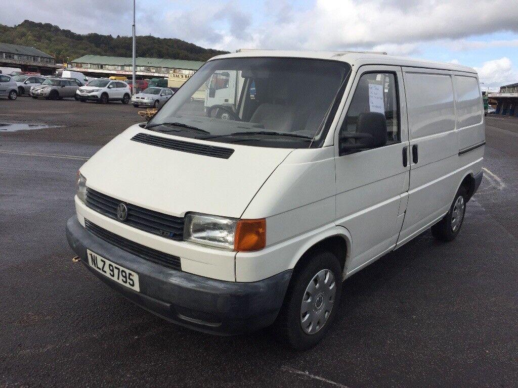 Vw t4 2.5TDi SWB Van