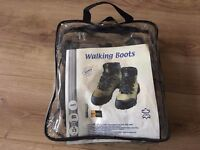Cordura Mens Walking Boots - Size 9