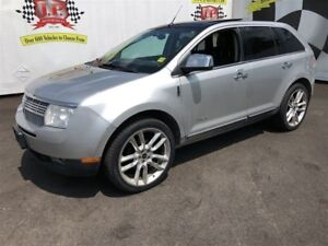 2010 Lincoln MKX Auto, Navigation, Leather, Sunroof, AWD