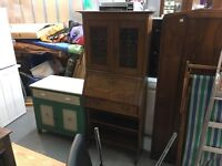 Old Bureau writing desk (delivery available)