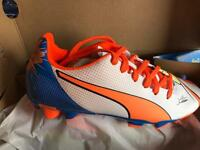 Size 3 Puma Football Boots
