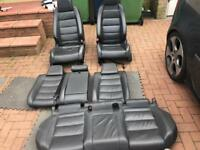 Golf gti Mk5 3dr leather seats
