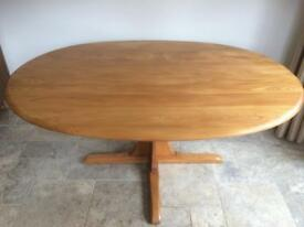 Ercol Southwold Dining Table in Blonde