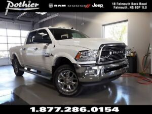 2018 Ram 3500 Longhorn | DIESEL | LEATHER | SUNROOF |