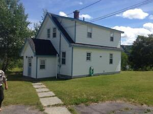House and land for sale. PRICE REDUCED!!!!! Now $129,900.00
