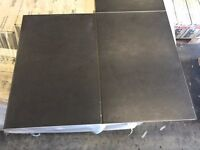 BLACK CERAMIC WALL TILES